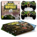 PS4 Pro polep Fortnite V10